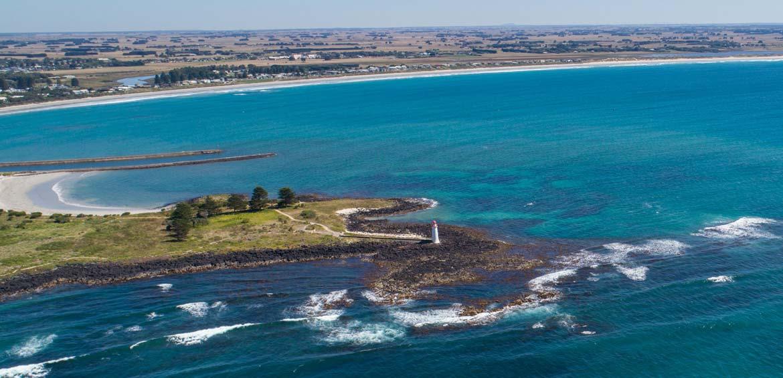 Port Fairy Lighthouse, Griffitts Island