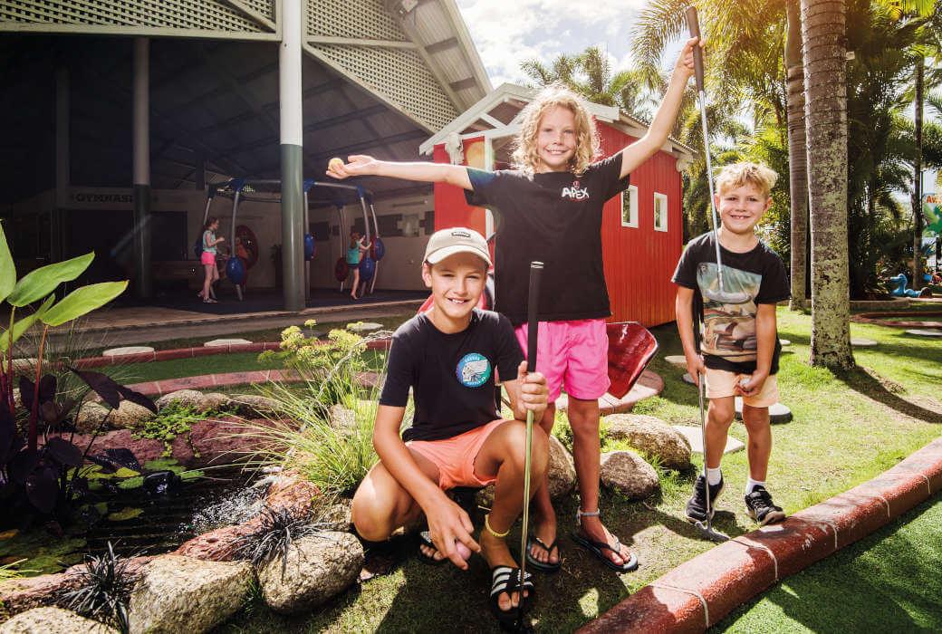 BIG4 Ingenia Holidays Cairns Coconut Holiday Park