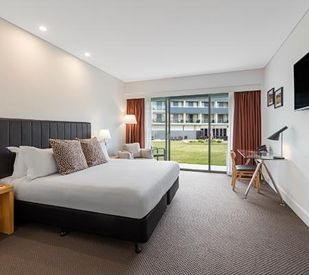 Deluxe Resort Rooms