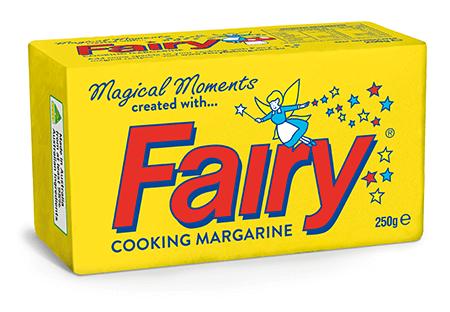 Fairy coooking margarine
