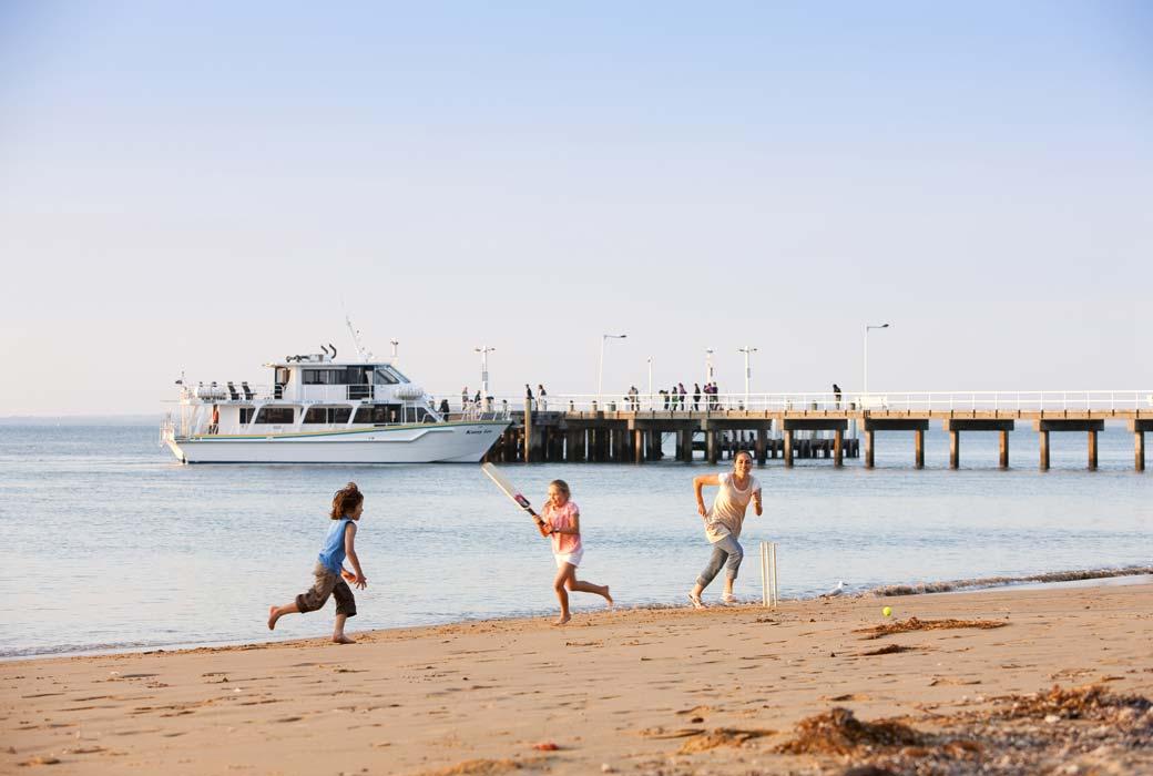 Cowes Foreshore, Phillip Island