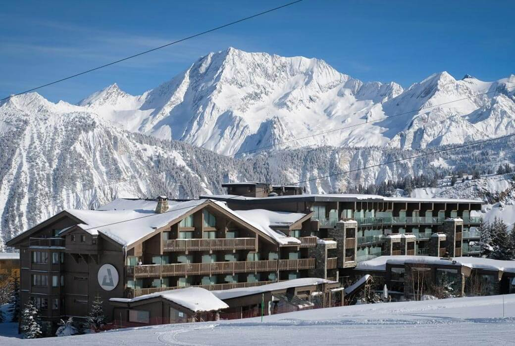 Hotel Annapurna, Courchevel, Europe's best family ski resorts