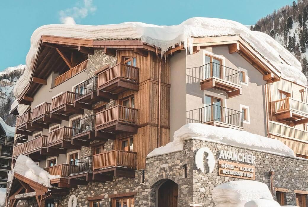 Hotel Avancher, Val d'Isère