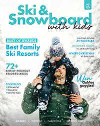 Ski & Snowboard with Kids volume 14