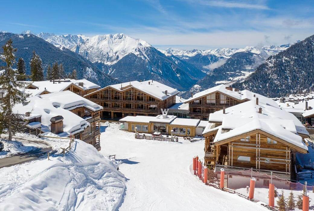W Hotel Verbier, Europe's best family ski resorts