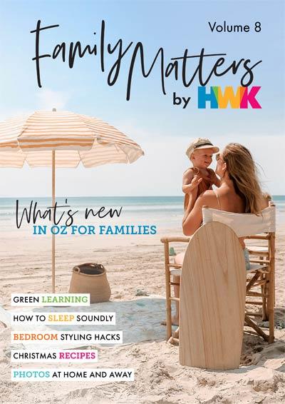 Family Matters by HWK volume 8