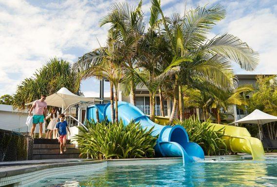 Family at RACV Noosa Resort