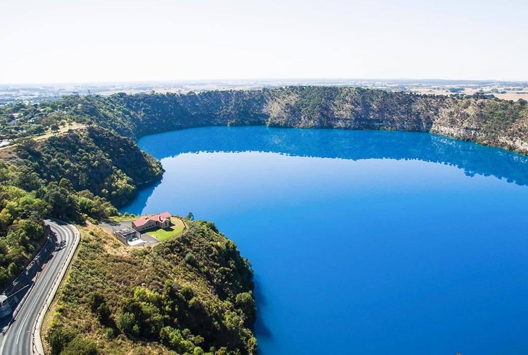 Mount Gambier's Crater Lakes Precinct