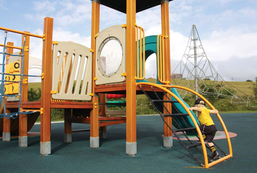 Wollongong playground