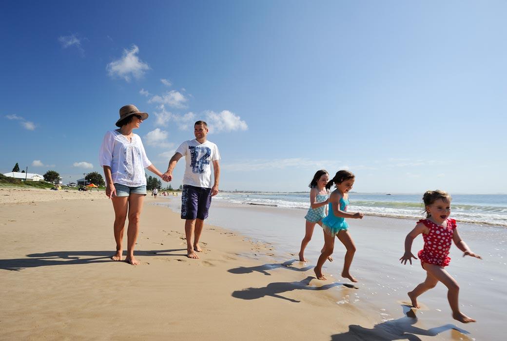 NRMA Stockton Beach Holiday Park