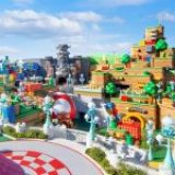Sneak peak inside Universal Studio's NEW Super Nintendo World