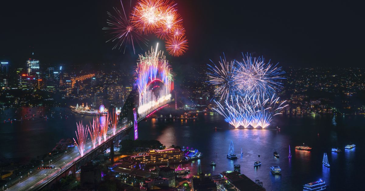 Who Gets Priority For Sydney New Years Eve 2020 Fireworks