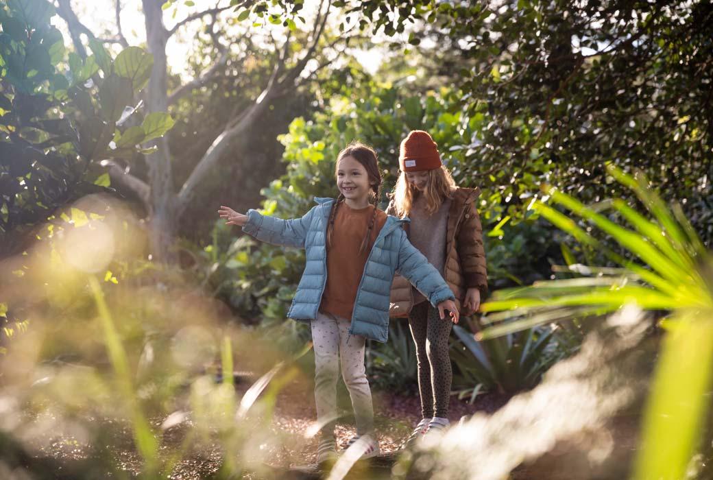 The Ian Potter Children's Wild Play Garden, Centennial Park