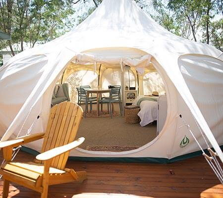 Family Glamping Tents