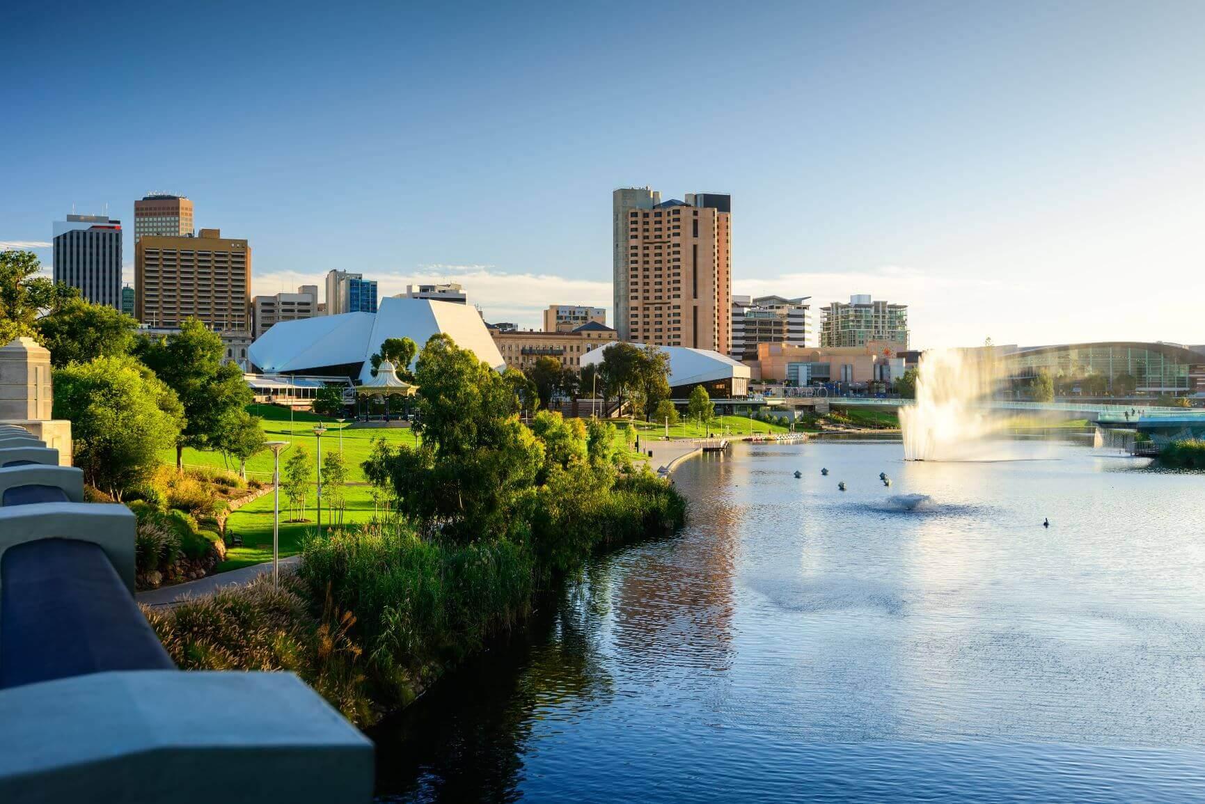 Adelaide SA