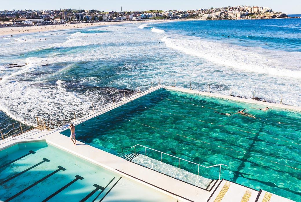 Bondi Beach, Sydney, NSW