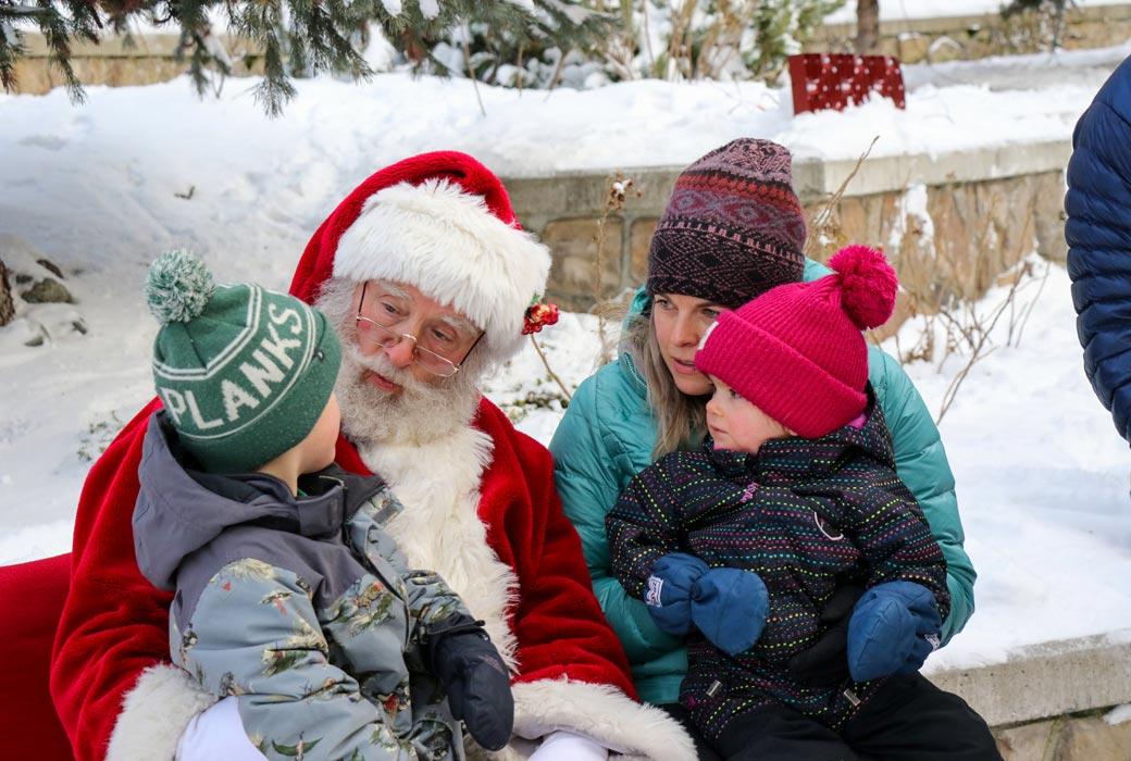 Christmas at Sun Peaks Resort