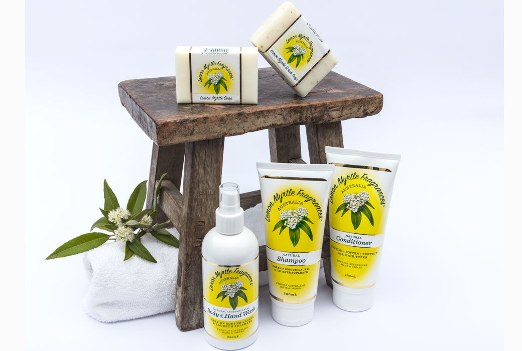 Lemon Myrtle Fragrances