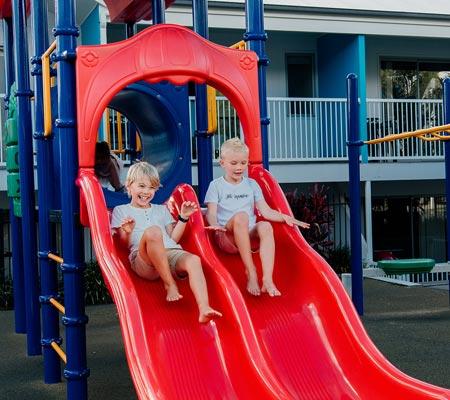 Nobby Beach Holiday Village playground