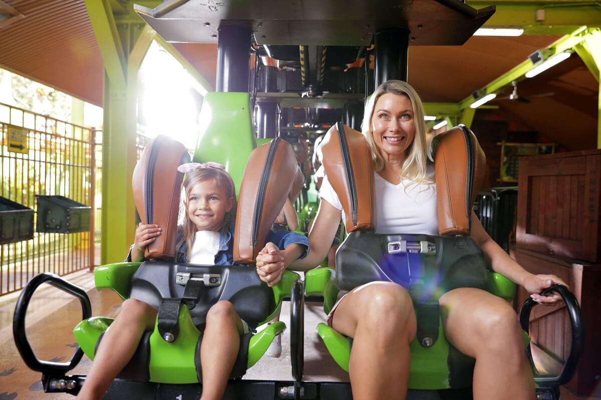 Gold Coast themeparks