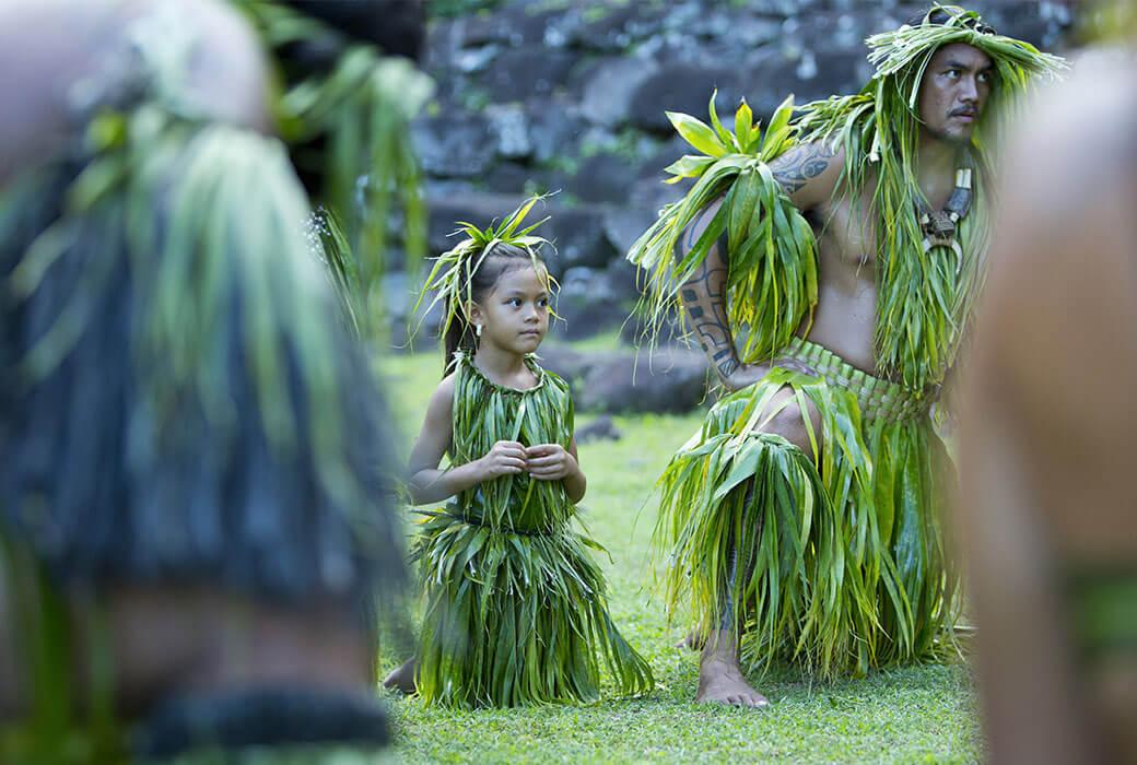 Hiva Oa, Tahiti with kids