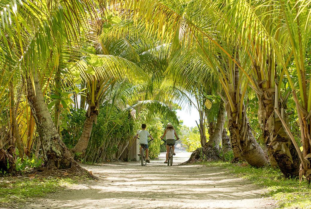 Rangiroa Island Tahiti