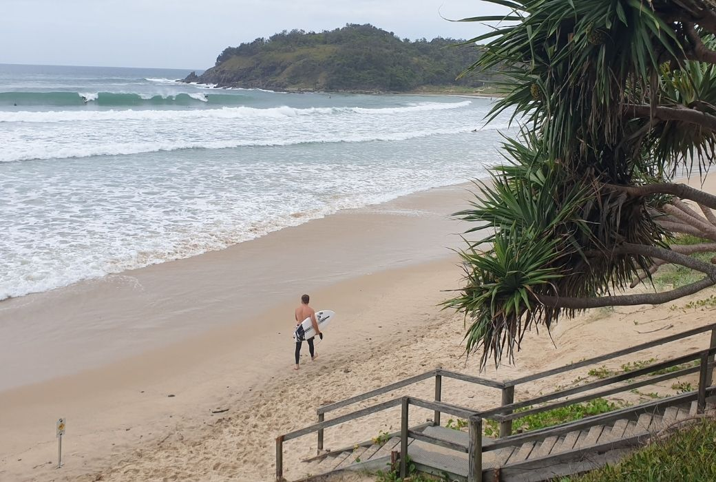 Coffs Harbour with kids