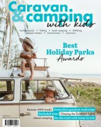 Caravan & Camping with Kids volume 14