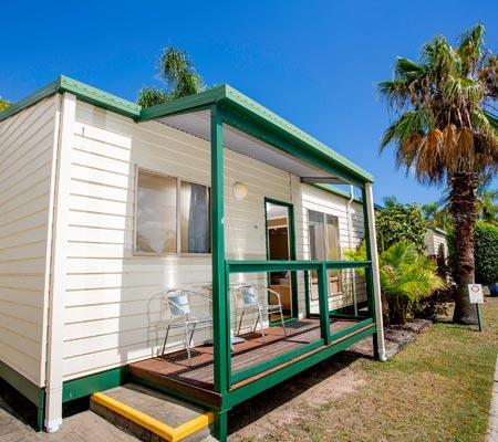 Two-Bedroom Villa at Hervey Bay Tourist Park