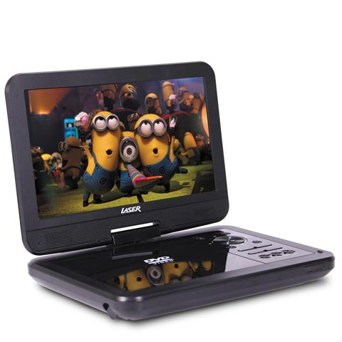 Laser Portable DVD Players