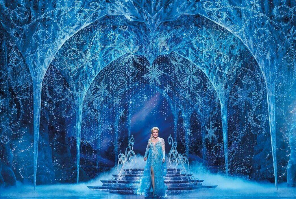 Frozen Sydney musical