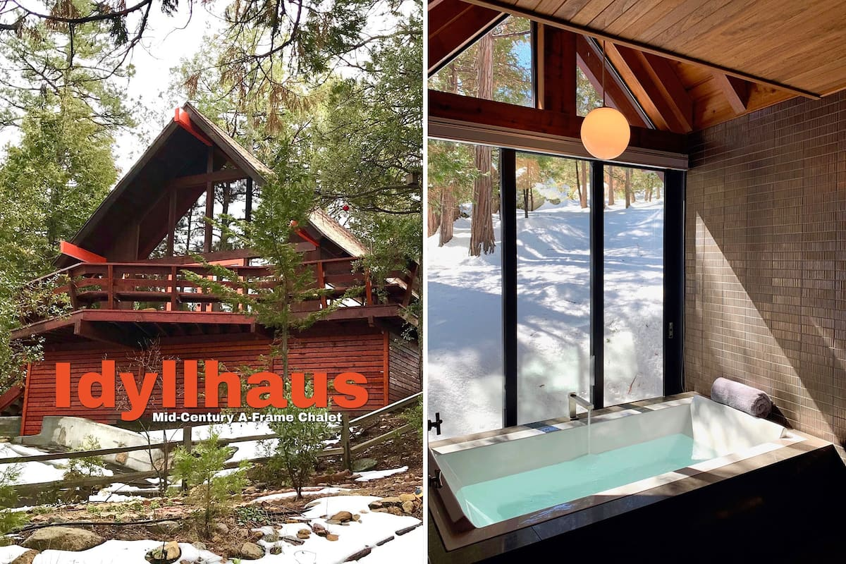 Most popular airbnb homes