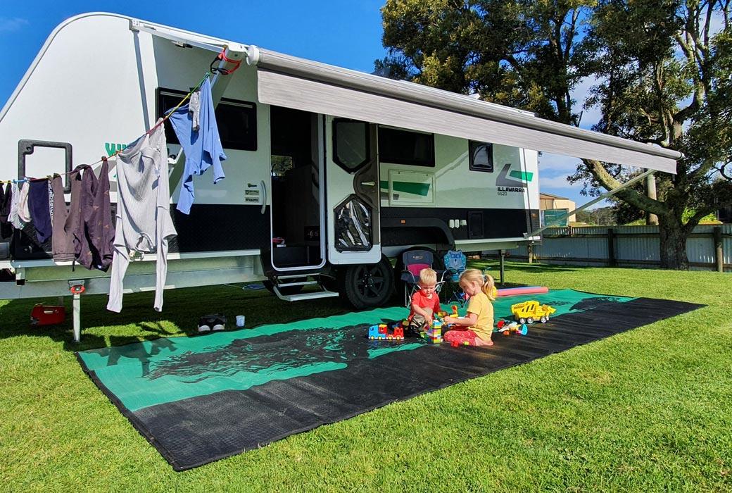 Mats By Design camping mat