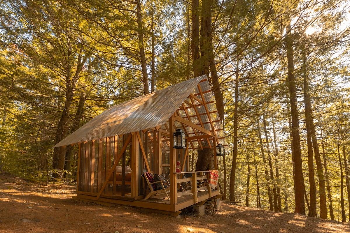 Tanglebloom Tiny Cabin