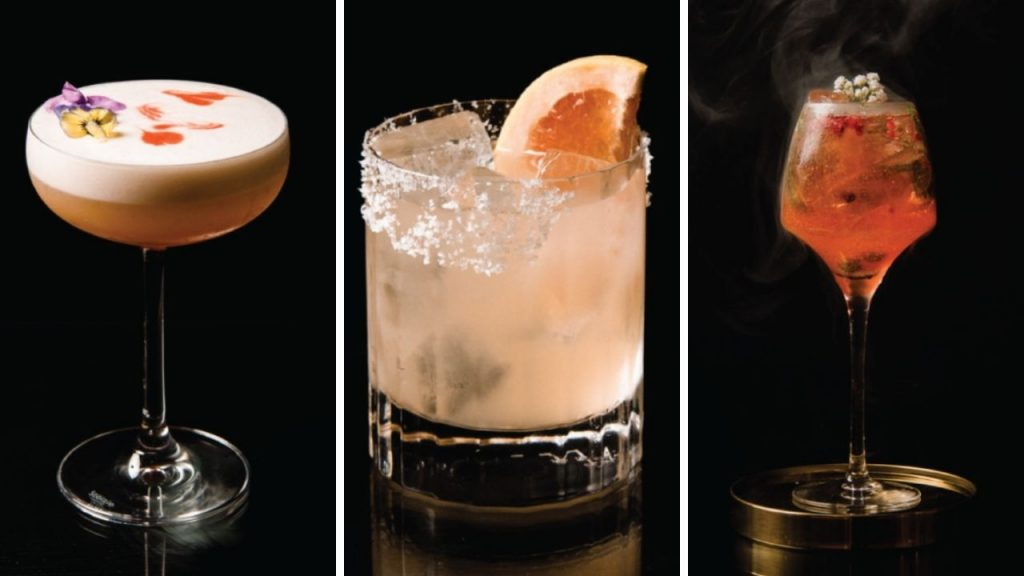 Alibi cocktails