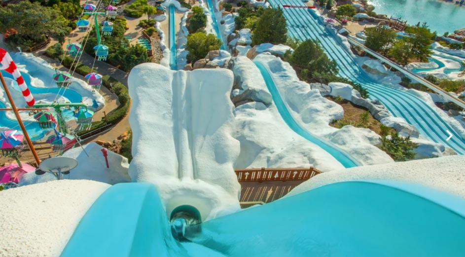 Blizzard Beach best water parks in the world