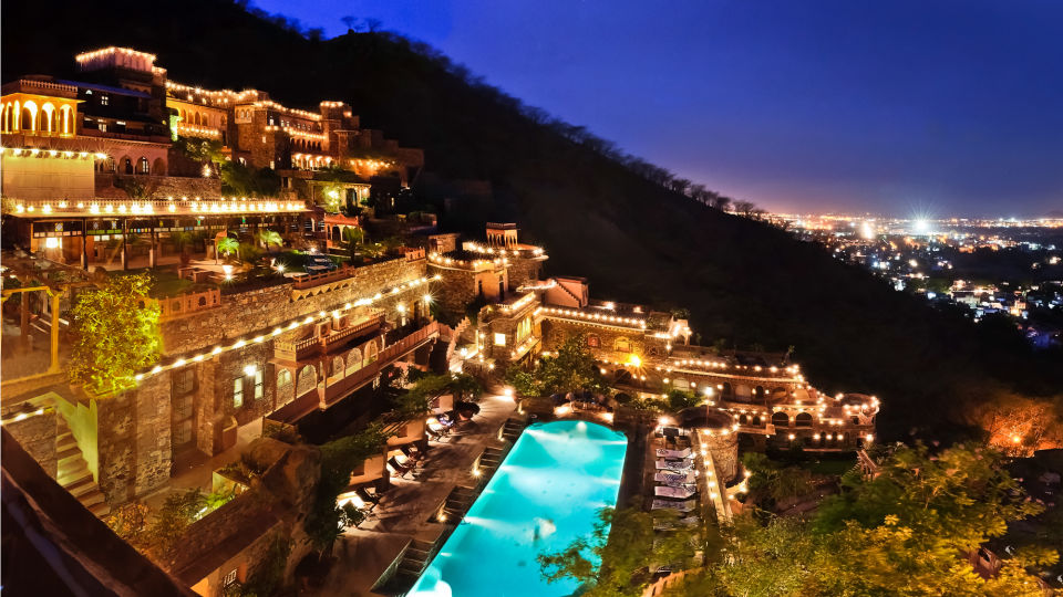 The best hotels in India for families