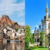 What's the difference between Tokyo Disneyland and Tokyo DisneySea?