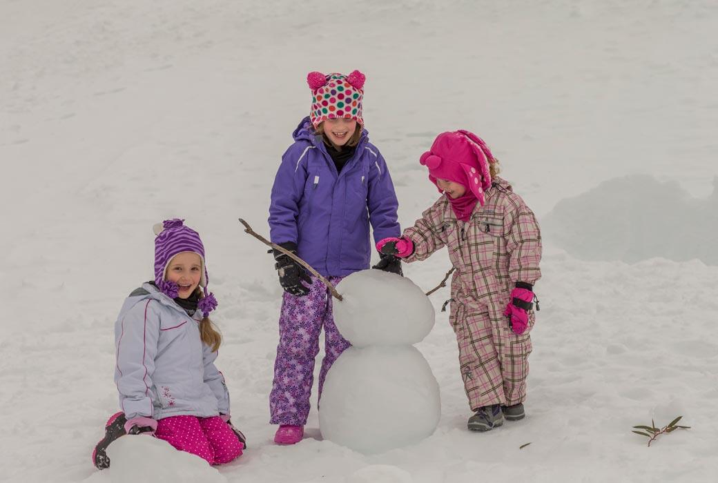 Snowplay at Snowbird Ski Lodge