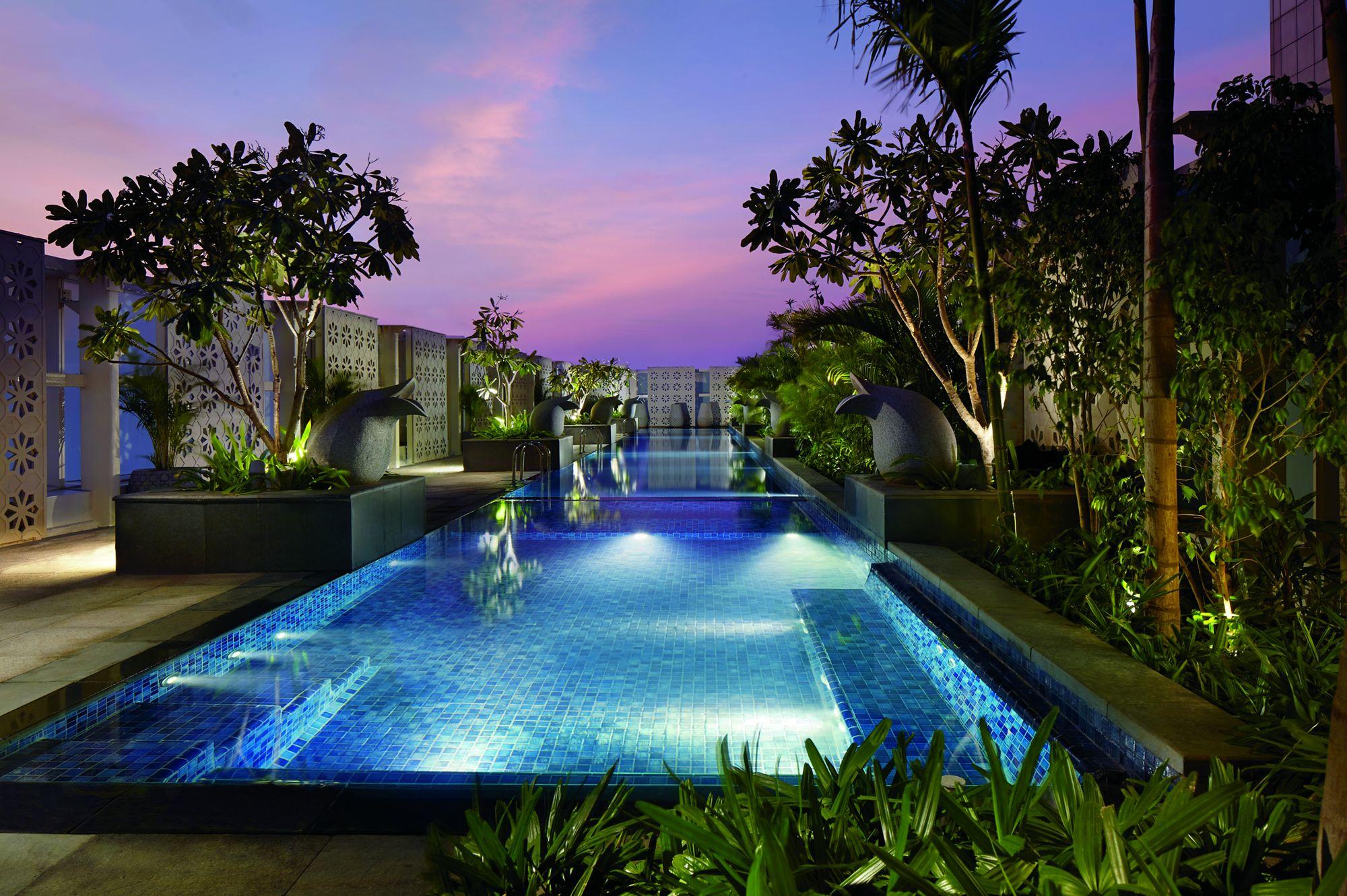 Ritz carlton Bangalore India best resorts
