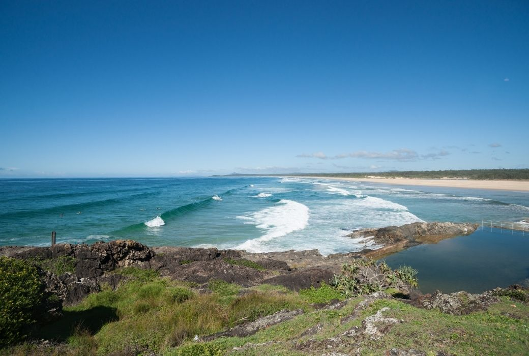 Sawtell headland things to do in Coffs road trip