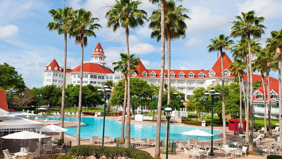 The Grand Floridian Walt Disney World