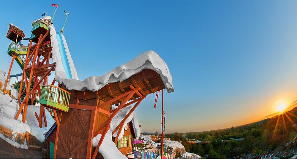 Summit Plummet at Disney World