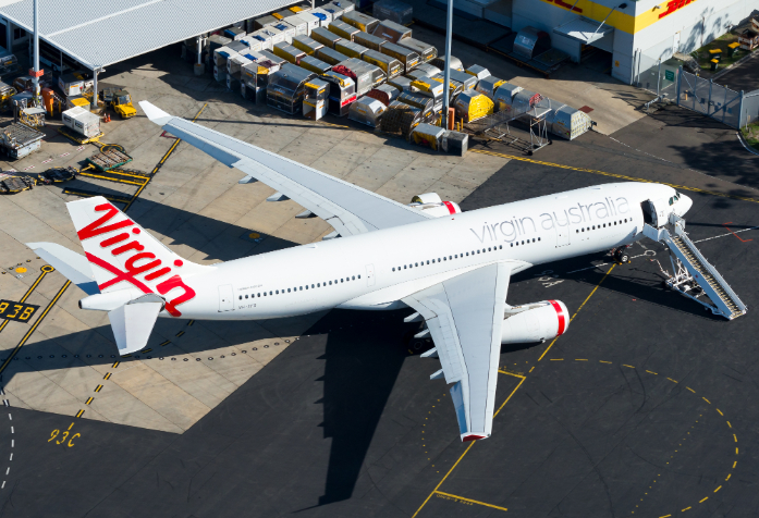 Virgin Australia sale