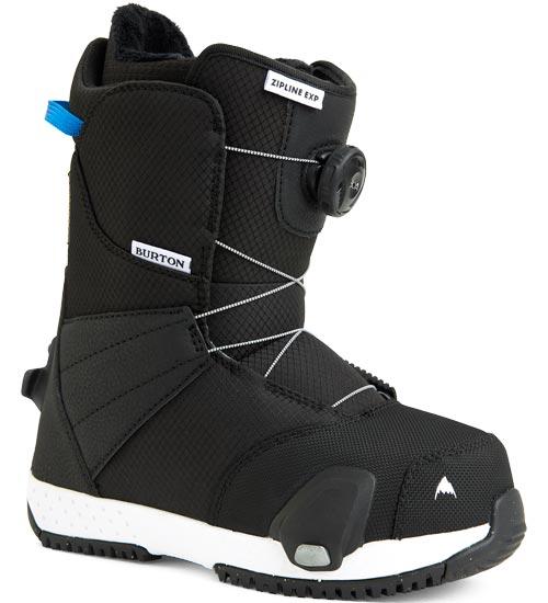 Kids' Burton Zipline BOA® Snowboard Boot