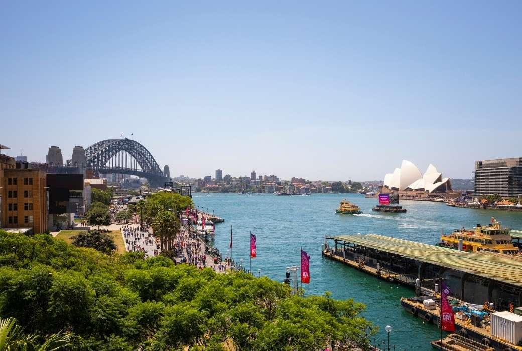 Circular Quay, Sydney © Destination NSW