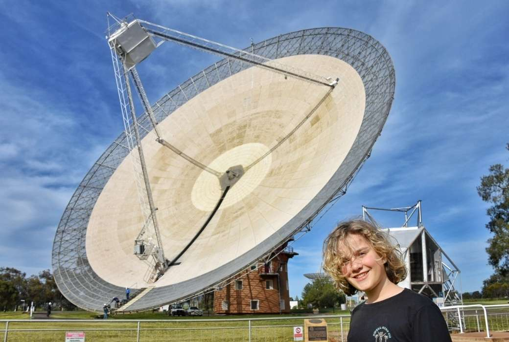 Parkes NSW attractions: The Dish