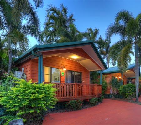 BIG4 Beachcomber Villa