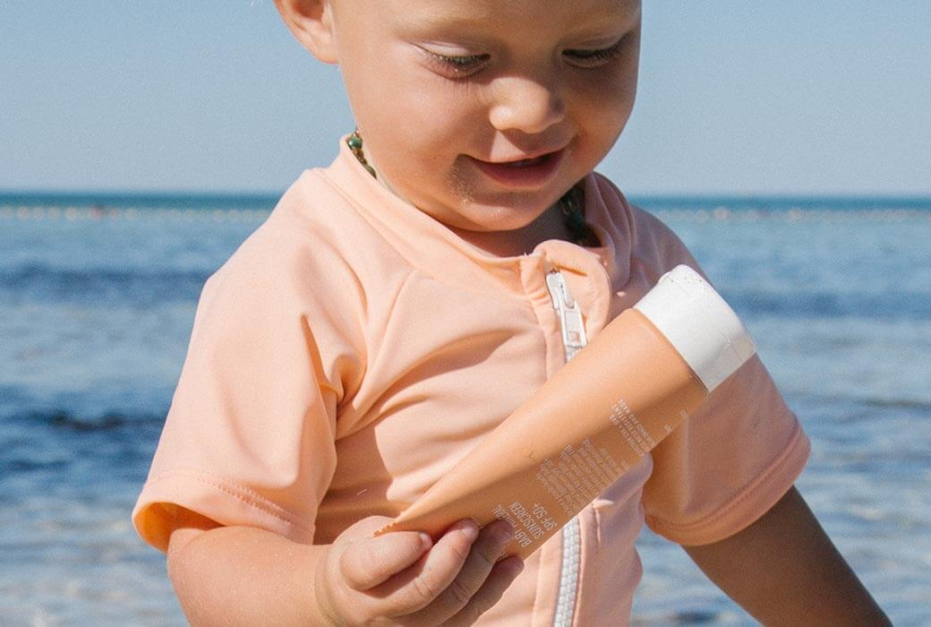 Baby Mineral Sunscreen DPF 50+