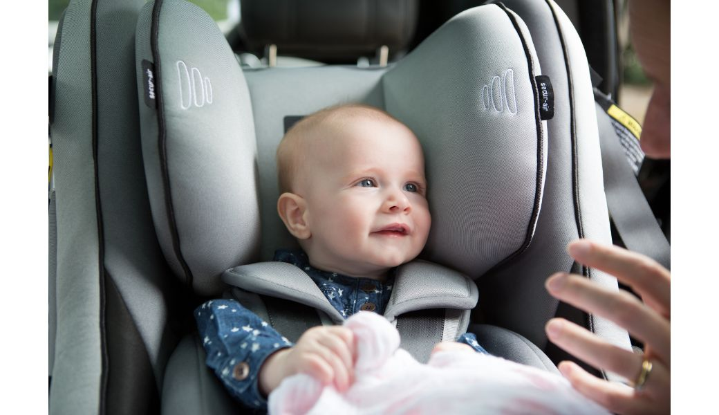 infasecure car seat